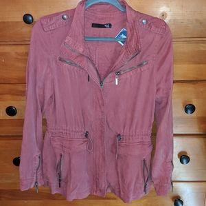 MAX Jeans Marshalls Pink jacket